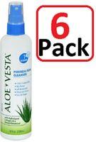 Aloe Vesta PERINEAL Skin Cleanser 8oz CONVATEC 324709 ( 6 pack )- Always FRESH