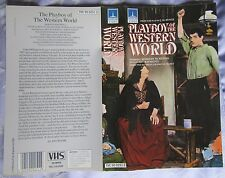PLAYBOY OF THE WESTERN WORLD, VHS, PAL, RARE THORN EMI PRE CERT!