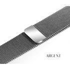 Bracelet Acier Milanais pour Apple Watch 38/40mm 42/44mm Serie 7 6 5 4 3 2 1 SE