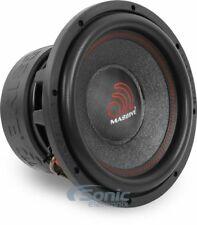 Massive Audio HIPPOXL122 4000 Watt  12 inch 2 ohm Hippo Series Car Subwoofer Sub