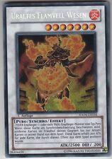 YU-GI-OH Uraltes Flamvell Wesen Secret rare HA04-DE056