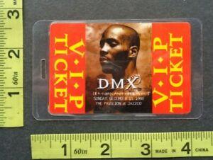 "DMX,Original RARE laminated ""OTTO"" Backstage pass,VIP"