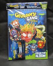 GROSSERY GANG Collector Album - New & Unopened