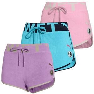 Puma x Fenty by Rihanna Dolphin Shorts Damen Terry Sweat kurze Hose 577319