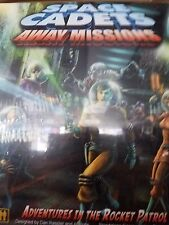 Space Cadets Away Missions Board Game - Stronghold Games New NIB!