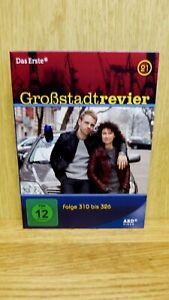 Großstadtrevier, Box 21, 5 Disc, nur einmal gesehen, Top-Zustand!!