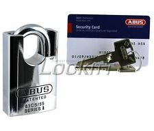 ABUS 83CS/55 padlock VITESS High Security Made in Germany Keyed Different