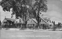 Postcard Toll House Incorporated Cape Cod Posted 1950