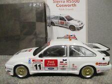 Atlas BTCC Touring Cars  ~  FORD  SIERRA RS500 COSWORTH  Gravett    Mint & Boxed