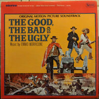 The Good, The Bad And The Ugly - Original Soundtrack - Vinyl LP Album - VG+ Plus