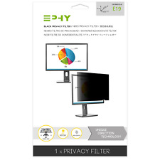 "19"" Inch 5:4 EPHY Privacy Screen Filter / Anti-Glare for TFT LCD LED Monitor E19"