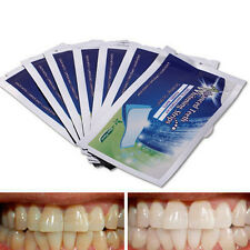 1 Pouch Unisex Teeth Whitening Strips Tooth Bleaching Whiter Whitestrips Care