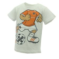 Houston Dynamo Official MLS Adidas Apparel Infant Toddler Size T-Shirt New Tags