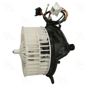 New Blower Motor With Wheel   Four Seasons   75864