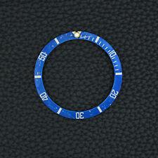ROLEX Submariner Inlay SUPERLUMINOVA BEZEL Lünette Blue 16613LB 16618 blau 16803