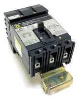 Square D FH36020 3 Pole 20 Amp 600 Vac Circuit Breaker (F5)