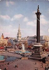 BR77752 nelson column trafalgar square london  uk