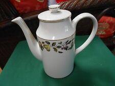"Beautiful Collectible EVESHAM ""Mid Winter""Staffordshire England TEA / COFFEE POT"