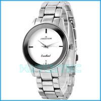 Unique Ladies' Bracelet Wrist Watch + Gift Box - Jordan Kerr , Nickel Free