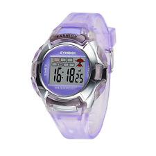 LED Digital Electronic Multifunction Waterproof Child Kids Boy's Girl's Watch US