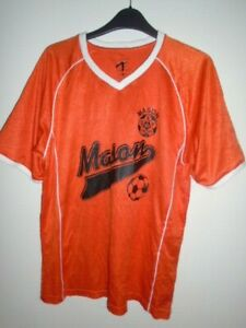 Mason S.A.Y  Soccer  Shirt Small USA Ohio Number 7