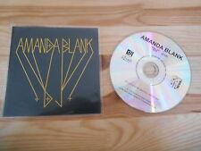 CD Indie Amanda Blank-DJ (1) canzone PROMO DOWNTOWN/Coop Rec