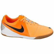 Men's Nike Libretto III Indoor Soccer Sneakers Orange/Black  Men's Size  12