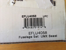 UMX BEAST FUSELAGE SET (EFLU 4058)-- NEW IN PACKAGE