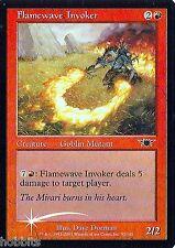 MTG - Legions - Flamewave Invoker - 2X - Foil - NM