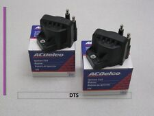 Set of 2 New A/C Delco Ignition Coil D555,DR39,10472401