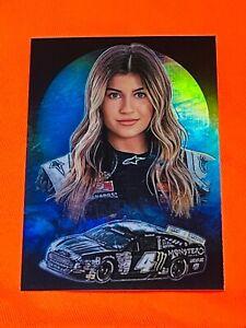 2020 Panini Prizm Nascar Racing Hailie Deegan Profiles Case Hit Insert SSP P-HD
