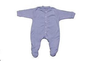 BABY SLEEPSUIT BABY SLEEPWEAR 100% COTTON LILAC