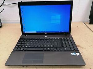 "HP ProBook 4520s Laptop. 1.87GHZ, 8GB, 240GB SSD, Windows 10, 15.6"" Screen."