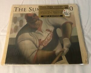 MARK MCGWIRE NEWSPAPERS THE SUMMER OF 70 SALUTE TO 62 SEALED COMMEMORATIVE 1998