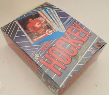 1989 OPC O PEE CHEE Hockey card wax pack box 48 wax packs Gretzky