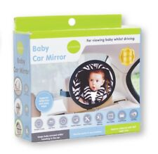 Playette Baby Car Seat Mirror superior reflection, clear visibility..