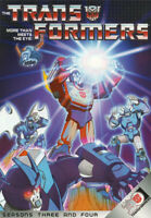 The Transformers - More Than Meets The Eye! Se New DVD