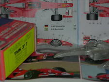 Tameo Kits 1:43 KIT TMK 317 Ferrari F2002 FR/GER/IT GP 2002 NEW