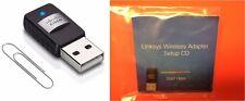 BRAND NEW--Linksys AE6000 AC580 DUAL Band Mini Wireless USB Adapter (Win 7/8/10)