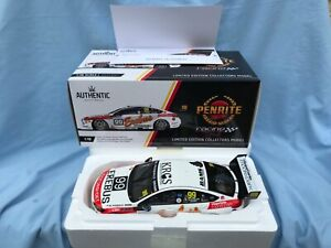 1:18 Authentic Collectables Holden ZB Commodore Sandown 2018 DePasquale Brown