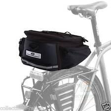 Bicycle Pannier Bag Top Mount Waterproof Rear Rack Carrier 3M Reflective 600D 1