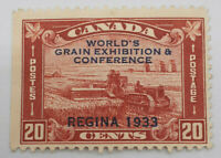 CANADA 1897 MINT #203, H-F 20 Cents 1933 ST93