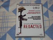 Redacted (2009)  DVD  Kel O'Neill