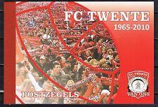 Nederland Persoonlijk  prestigeboekje PP27 2751 uit 2010 FC Twente
