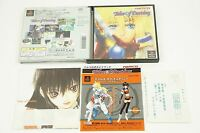 Tales of Destiny PS1 namco Sony Playstation 1 Japan USED