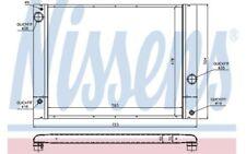 NISSENS Radiador, refrigeración del motor BMW Serie 5 7 6 60772
