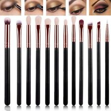 12Pcs*Eye Shadow Kits Foundation Brush Make Up Cosmetic Brush Professional UKYQ