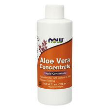 Pur Aloe Vera Jus 40: 1 Concentré 118ml Digestif Enzymes Probiotiques