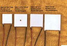 TEC1-12709 S, 62x62mm Peltierelement Modul Peltier Kühlen Wärmeleitpaste