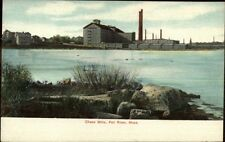 Fall River MA Chace Mills c1910 Postcard -